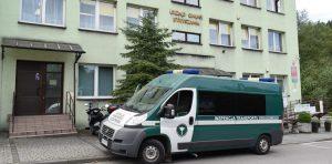 Urząd Gminy Stryszawa - transport środków ochronionych.