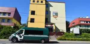 Gmina Gnojnik - transport środków ochronionych.