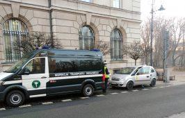 """Zwalczanie """"szarej strefy"""" w przewozach taksówkami."""