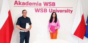 Porozumienia o współpracy z Akademią WSB.