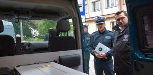 Codziennie bezpieczeństwa na małopolskich drogach strzeże średnio ok. 30 inspektorów transportu drogowego.