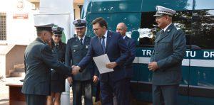 Dzisiejsze spotkanie było szczególnie wyjątkowe dla czterech pracowników krakowskiego oddziału Inspekcji.